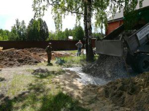 Строительство бани и беседки 2