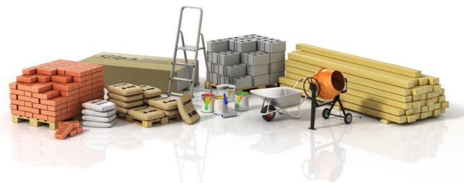 используем качественные материалы для строительства дома