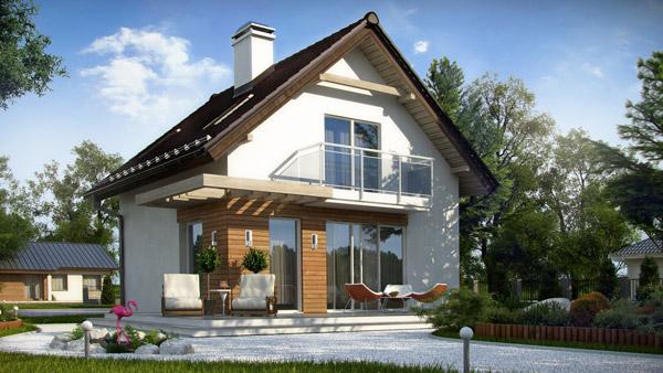 Выбор двухэтажного дома плюсы и минусы