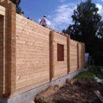 Строим дома из бруса в Тюмени