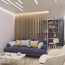 Дизайн интерьера в Тюмени для построенного дома