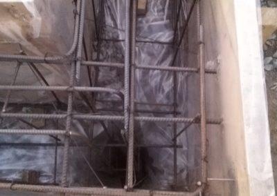 Залит ленточный фундамент в Перевалово 2