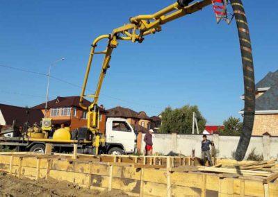 Строительство дома в Суходолье (Тюмень)