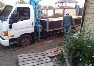 Профилированный брус в Тюмени для строительства бани 3