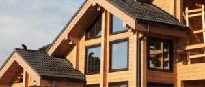 Строительство домов из клееного бруса хэдер